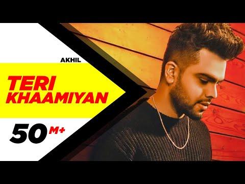 Teri Khaamiyan��official Video Akhil Jaani B Praak ��latest Songs 2018 New Songs 2018