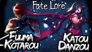 Fuuma Kotarou  - (Fate/Grand Order) - Fate Lore - The Tale of Katou Danzou and Fuuma Kotarou