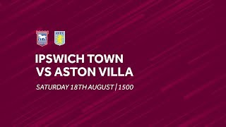 Ipswich Town 1-1 Aston Villa | Extended highlights