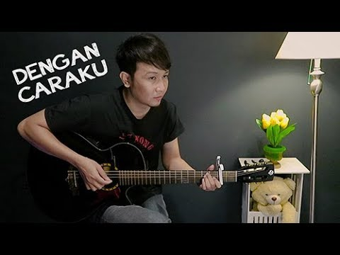 , title : 'Dengan Caraku - Brisia Jodie feat. Arsy Widianto - Nathan Fingerstyle | Guitar Cover'