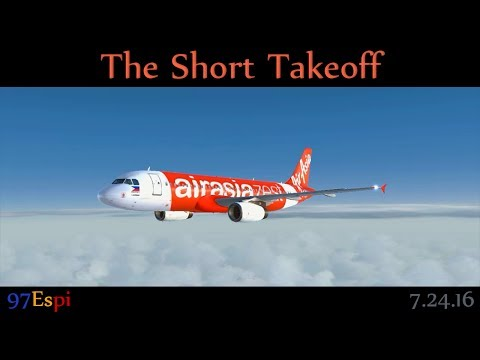 FS9/FSX Flight Tagbilaran to Mactan AirPhil Express A320