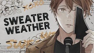 「革命」❝Sweater Weather || [Yaoi MEP]