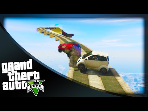 GTA 5 Funny Moments - 'SNAKIEST RACE EVER!' (GTA 5 Online Funny Moments)