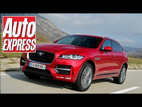New Jaguar F-Pace review: is Jag's SUV debut hit miss or maybe?