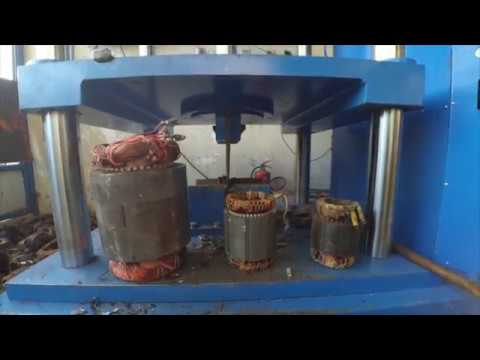 LD-MR-W Scrap Electric Motor Wrecker Motor Recycling Machine