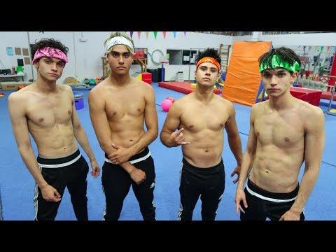 Dobre brothers 1.2 million subscribers – Gymnastics ...
