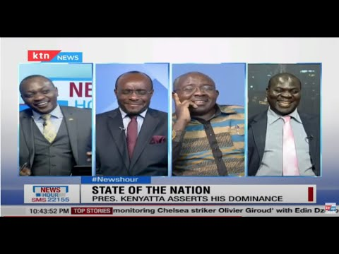 STATE OF THE NATION: Analysis on Clergy & BBI, President Kenyatta's dominance, MT. Kenya owing Raila