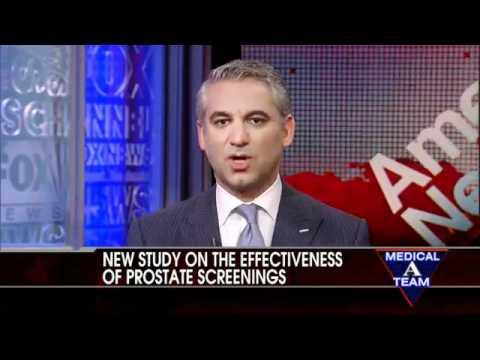 Die wirksamsten Antibiotika bei chronischen Prostatitis