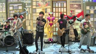 2015年8月9日TheONEx永井豪珍藏基地Mr.搖滾盛夏RocknRoll