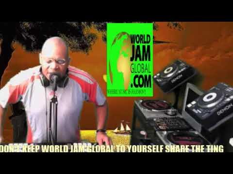 World Jam Global Live Time Tunnel LoversRock 09-09-2018