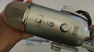 Blue Microphones Yeti Mic Review