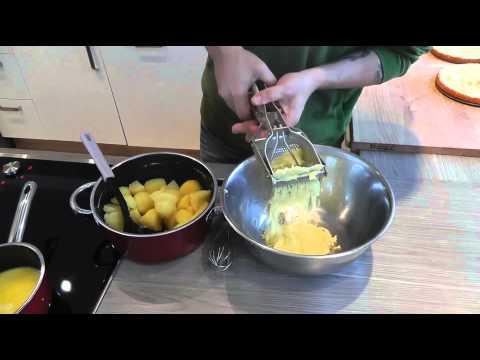 kartoffelpürre selber machen Blitzvideo