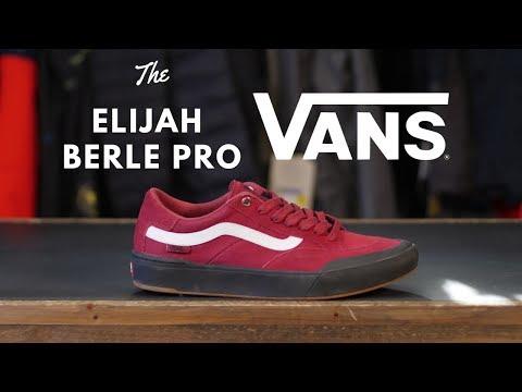 The Vans Elijah Berle Pro Shoe  A Wear Test and Review - Shredz Shop ... 1000201ee