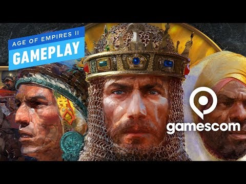 Gameplay de Age of Empires II: Definitive Edition