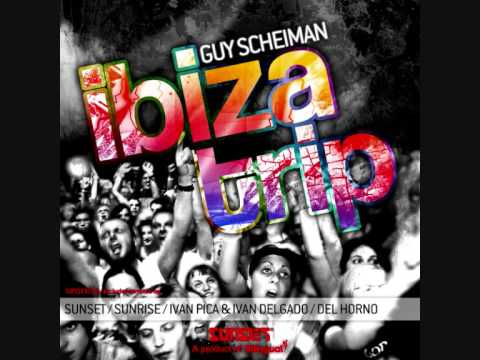 Ibiza Trip  Sunset mix Guy Scheiman short edit,
