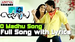 O Madhu Full Songs With Lyrics - Julayi Movie Songs - Allu