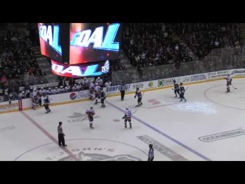 Highlights: IceCaps 2 Sound Tigers 1 (SO) (Oct. 25 2014)