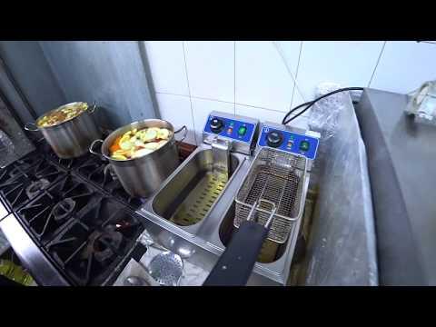 Ремонт фритюрницы / Repair fryer, video review.