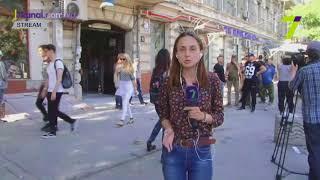 Корреспондент 7 канала о массовых беспорядках на Жуковского