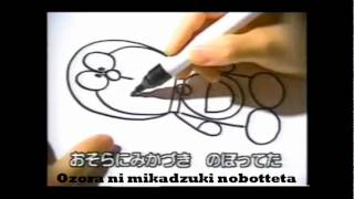 Doraemon Drawing Song (romaji).wmv