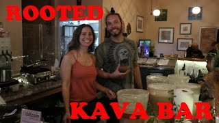 Rooted Kava Bar San Diego -The magic drink from Pacific Isands