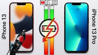Apple iPhone 13 vs Apple iPhone 13 Pro Battery Test