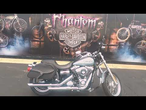2012 Harley-Davidson Super Glide Custom FXDC