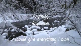 Anything Anywhere