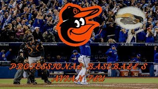 The Baltimore Orioles: Professional Baseballs Avian Flu