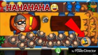 Robbery bob -  ( Pranking Police ) 2# HAHAHA!!!