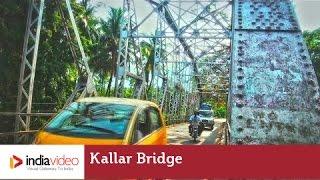 Bridge connecting Mettupalayam and Ooty in Tamilnadu