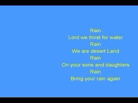 Rain Song Chords Lyrics Day Of Fire