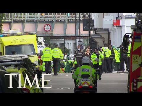 22 Injured In Explosion On London Subway Train At Parsons Green Underground Station | TIME