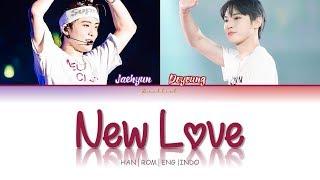 [Best Mistake OST] DOYOUNG & JAEHYUN of NCT (도영 & 재현) – New Love (HAN/ROM/ENG/INDO Lyrics/가사)