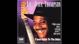 Lil' Dave Thompson — I Got a Feelin'