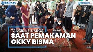 Pemakaman Pramugara SJ-182 Diwarnai Isak Tangis, Pihak Sriwijaya Air Ungkap Okky Bisma Sosok Humoris