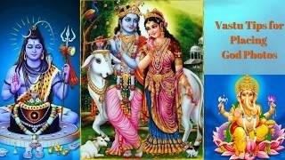 Vastu Tips for Placing God Photo Frames for Home and Pooja Mandir
