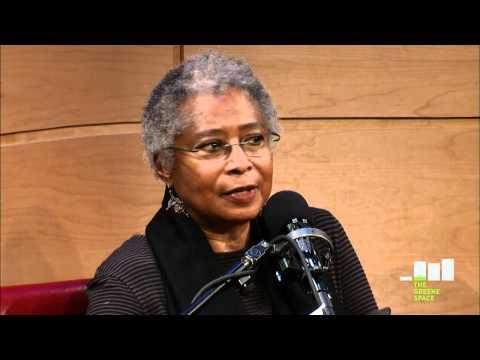 Vidéo de Alice Walker