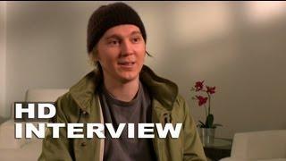 Prisoners:Interview With Paul Dano (Alex Jones)