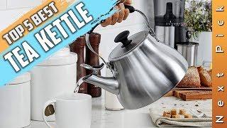Top 5 Best Tea Kettle Review in 2020