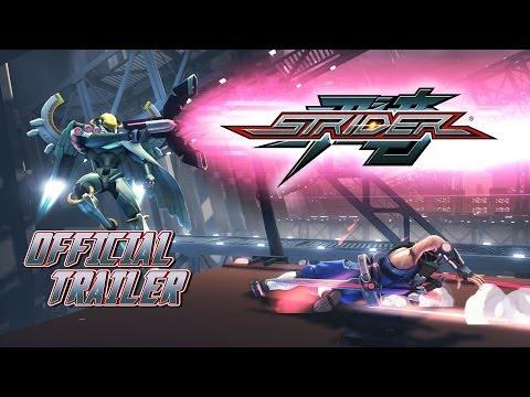 Strider - Launch Trailer thumbnail