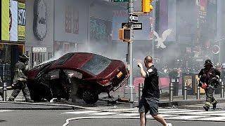 Инцидент в Нью-Йорке: водителю предъявлены официальные обвинения