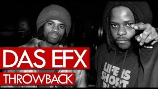 Das EFX freestyle - first time released throwback!