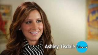 Ashley Tisdale Q&A