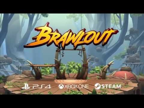 Brawlout Gameplay Trailer - Super Smash Con Highlights thumbnail