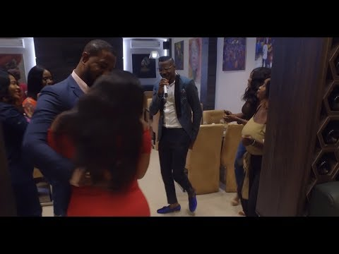Surprise Party scene in THE WASHERMAN - Now Showing on congatv.com