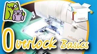 Overlock Basics | Nählexikon A Z #15 | Nähschule Anleitung Nähen Lernen Für Anfänger