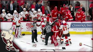 NHL: Bench Fights [Part 1]