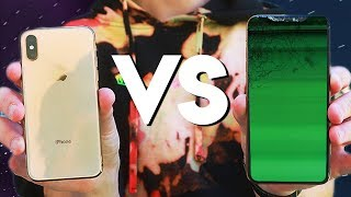 iPhone XS vs iPhone XS Max - Ultimate Drop Test!