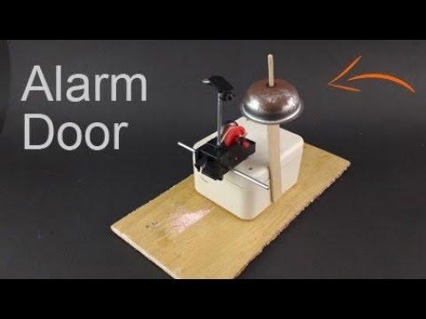 DIY Alarm Door Without Electricity